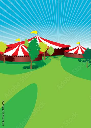 Fotografia  country fair