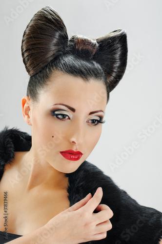 lukowa-fryzura