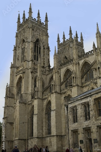 Cadres-photo bureau Monument York Minster or Cathedral in Yorkshire England