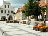 Fototapeta Miasto - Sandomierz 001
