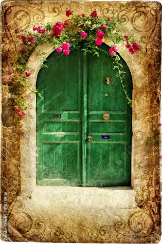 stare-greckie-drzwi-vintage-serii