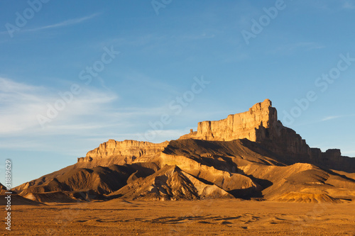 Keuken foto achterwand Afrika Jabal Idinin, Akakus (Acacus) Mountains, Sahara, Libya