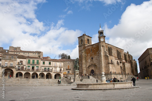 Plaza Mayor de Trujillo, Cáceres