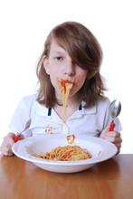 Spaghetti Essen