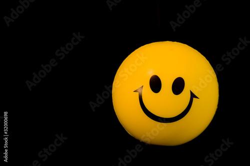 uśmiech Tablou Canvas