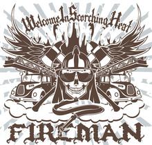 Fireman Symbol