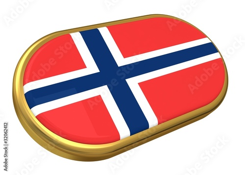 Photo  no flag with golden frame