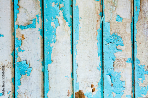 Fotografie, Obraz  Old wooden background