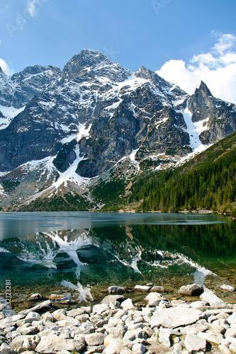 Fototapety, obrazy: Polish Tatra mountains Mieguszowiecki picks