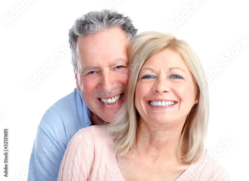 Elderly couple #32131685