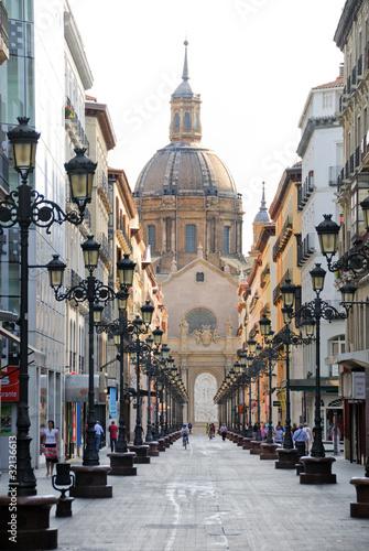 Alfonso St., Zaragoza