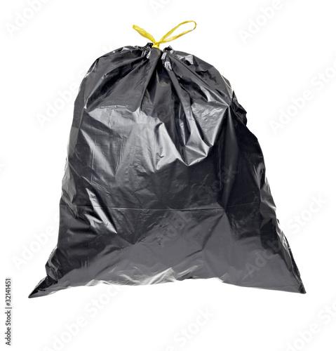 Fototapety, obrazy: garbage bag trash waste