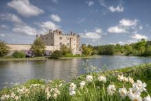 Ancient Castle In Leeds Kent W...