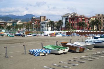 Fototapeta na wymiar Sestri Levante. Italy