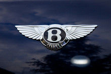 Bentley Emblem - Edotprial