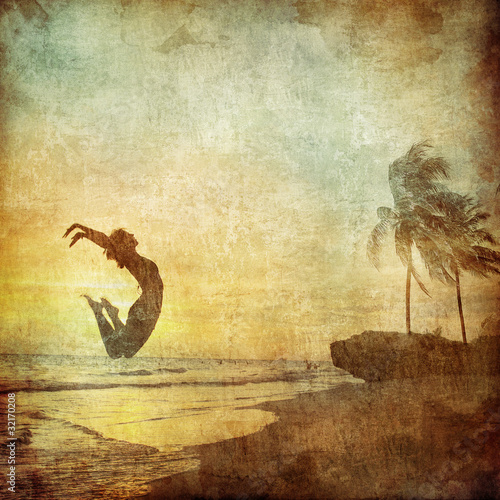 Obrazy na płótnie Canvas Resort