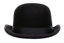 Bowler Hat Cut Out