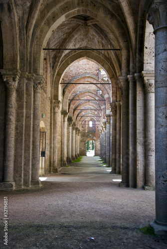 Foto The archway
