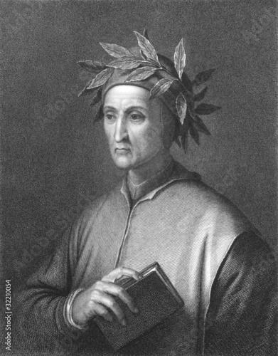 Obraz na plátně Dante