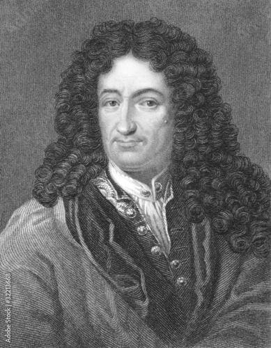 Fotografia Gottfried Leibniz