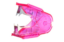 Pink Staple Remover Isolated O...