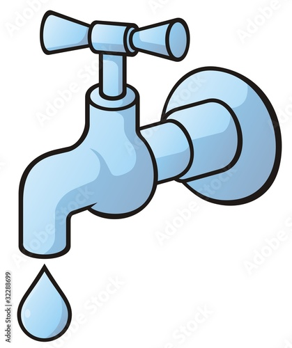 Tap dripping - Buy this stock vector and explore similar vectors at ...