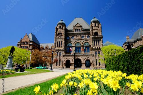 Toronto in Spring