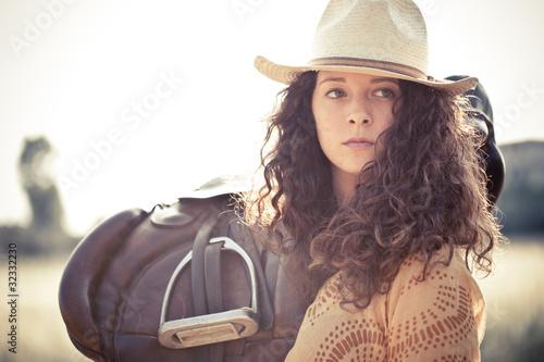 ragazza country
