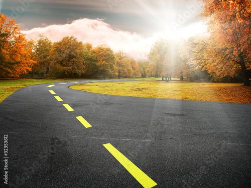 Photo road