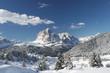 canvas print picture - Landschaft in den Dolomiten