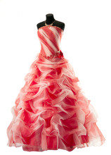 Dress On A Mannequin