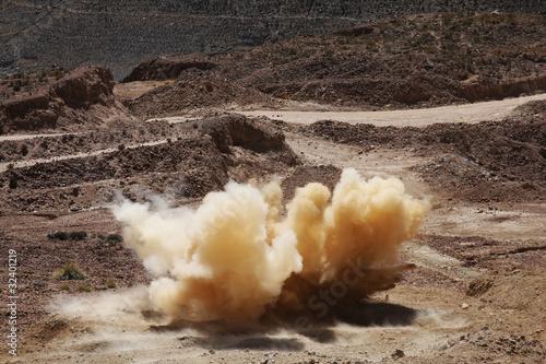 Fotografie, Obraz  esplosione