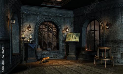 Obraz medieval 2 - fototapety do salonu