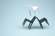 Composition And Is Three Chairs