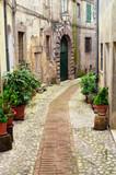 Old Sidewalk