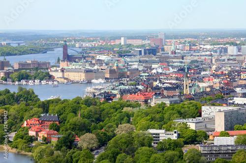 Stampe  Stockholm