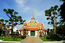 Wat Arun Thailand Bangkok