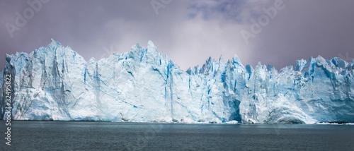 Poster Glaciers Perito Moreno Glacier, Patagonia, Argentina