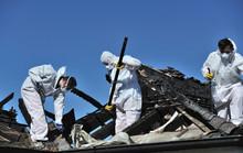 Aufräumarbeiten Nach Dachstuhlbrand 1