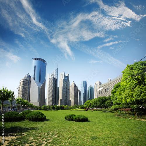 modern city Plakat