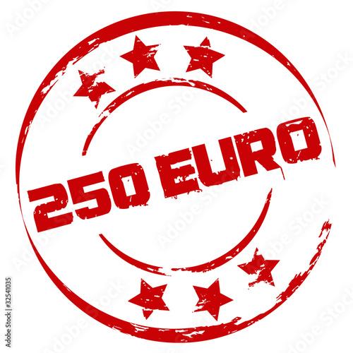 Fotografia  Stempel: 250 Euro