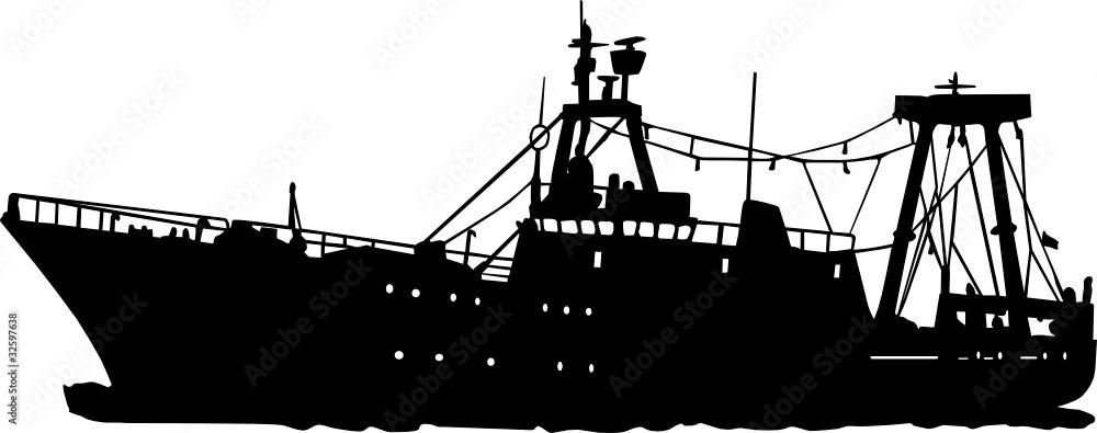 Fototapeta schiff