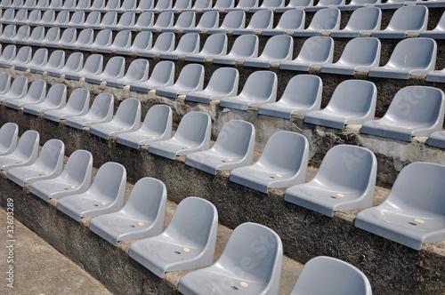 In de dag Stadion GRADINATE
