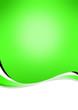 canvas print picture - abstrakter Hintergrund grün