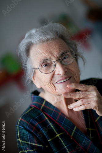 Fotografia  nonna