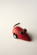 red toy mouse