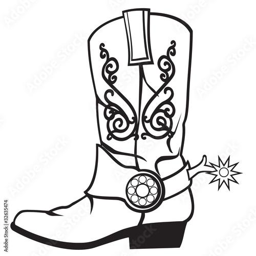Fényképezés  cowboy boots
