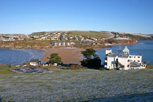 Burgh Island And Bigbury Bay