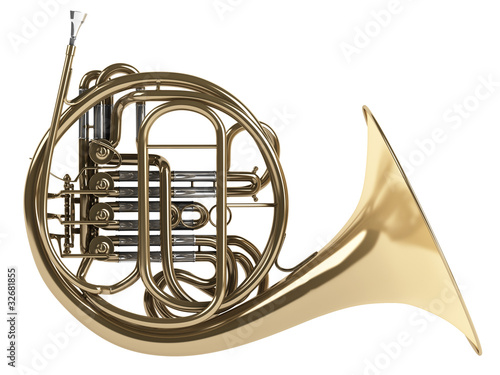 Fotografia  French horn