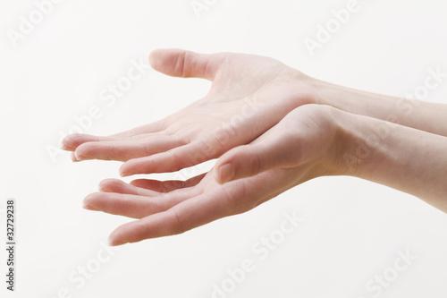 Fotografia  女性の手